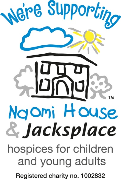 We're supporting Naomi's House and Jacksplace | 2019 | Elliotts