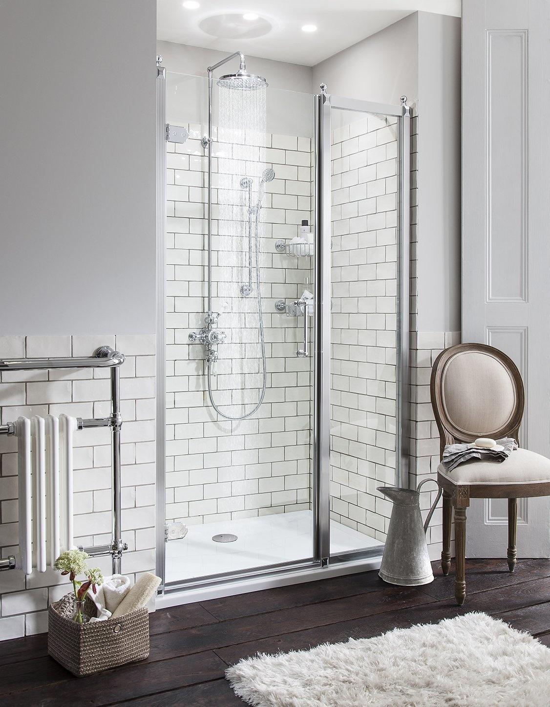 Burlington shower