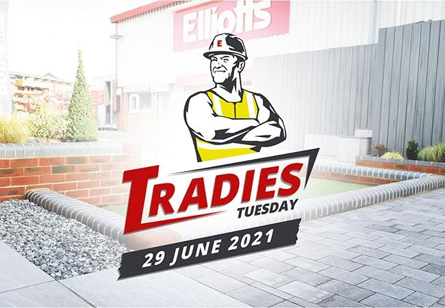 Tradies Tuesday - Elliotts Southampton