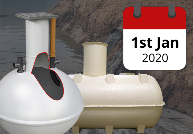 2020 septic tank regulations   Elliotts