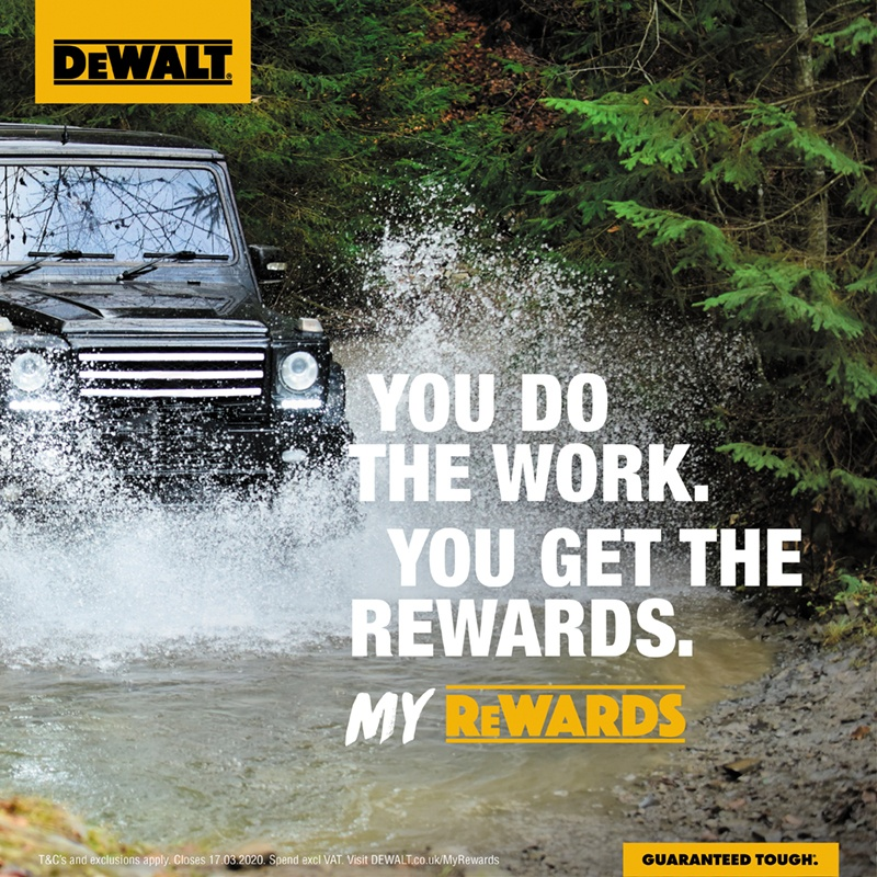 DeWALT MyRewards | Elliotts
