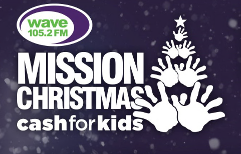 Wave 105 Mission Christmas