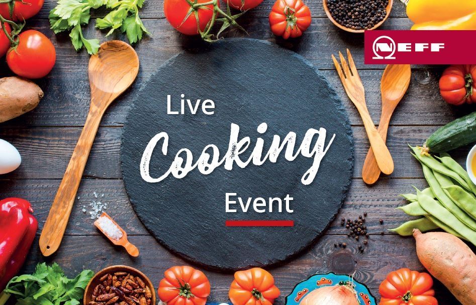 NEFF cookery demo 2018