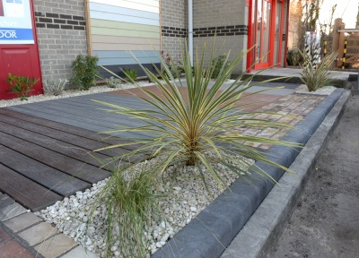New landscape display at Ringwood