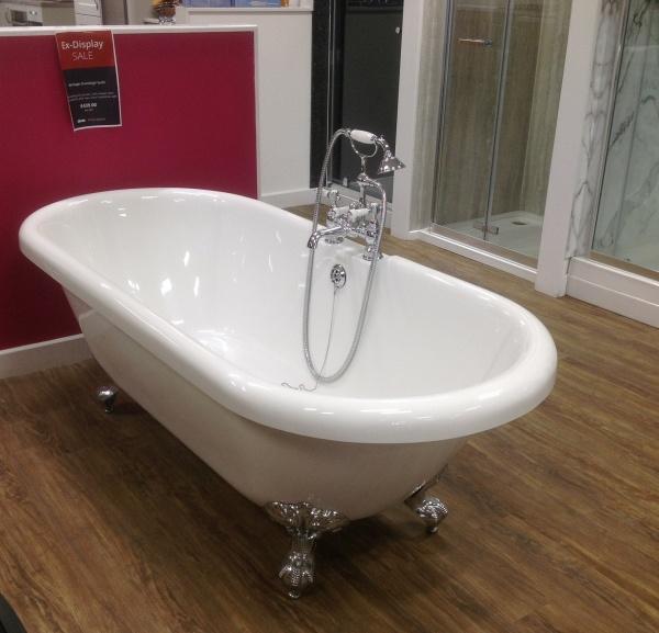 Heritage Granleigh Bathroom Suite