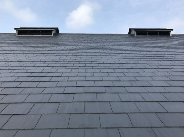 Natural slate fitted by Elliotts Premier Roofing