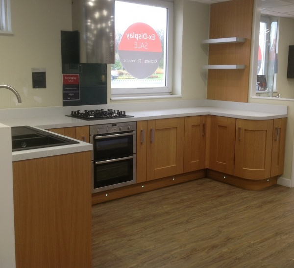 Symphony Oakham Kitchen Display