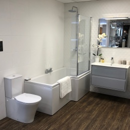 Fareham bathroom showroom